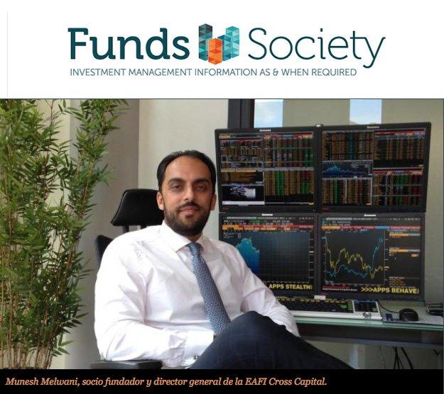 Munesh Melwani - Funds Society